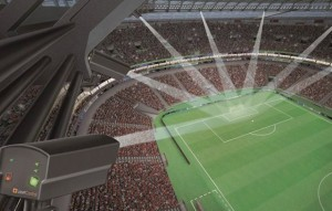 El nuevo sistema GoalControl estará en el Mundial de Brasil 2014