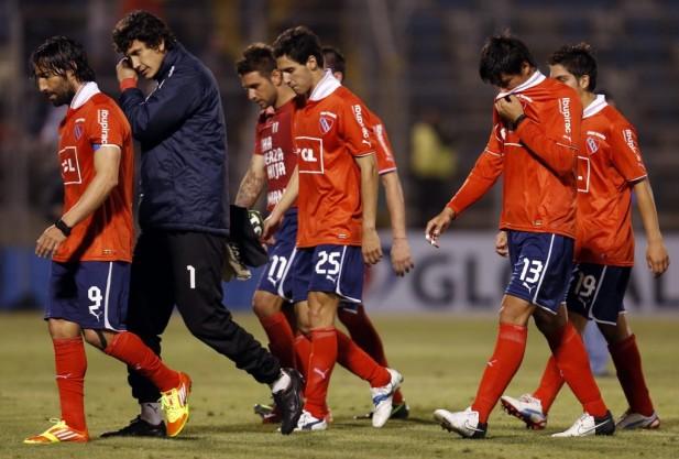 En el último partido donde Independiente cayó 2 a 0 frente Atlético Rafaela, se encuentran en el puesto 11 cerca del descenso