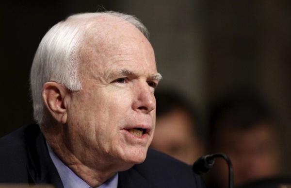 John-McCain Siria