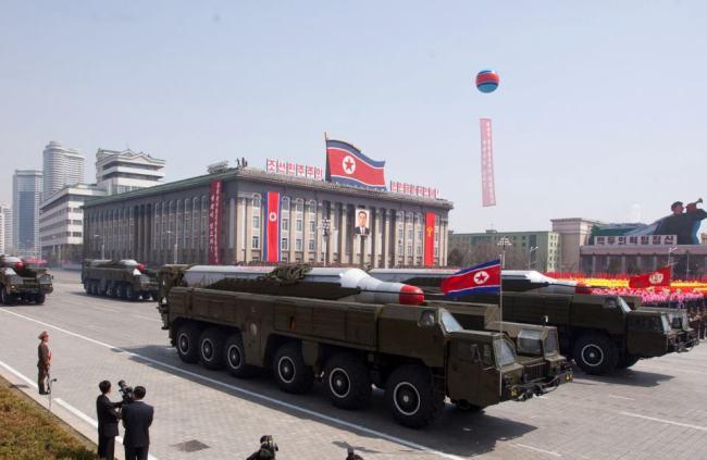 Misiles Coreanos_