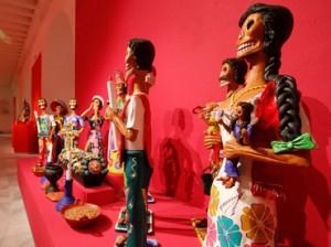 Figuras de la Cultura Mexicana.
