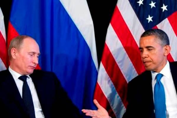 Obama y Putin_