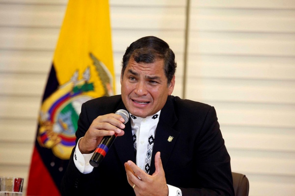 Rafael Correa Ec