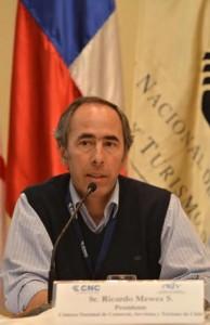 Ricardo Mewes.