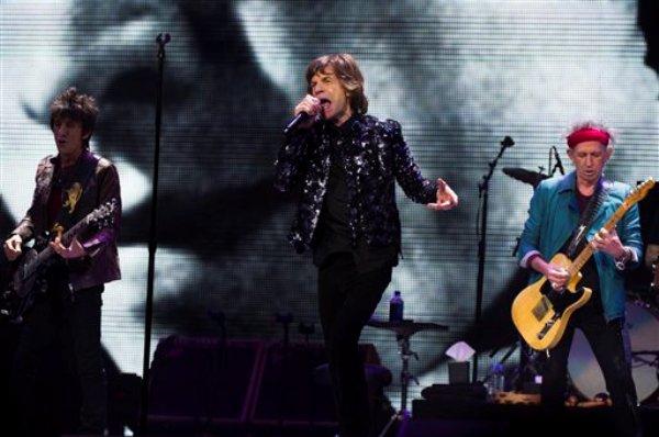 The Rolling Stones. Foto de Archivo, La República.