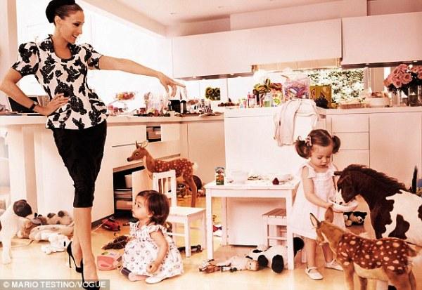 Sarah Jessica Parker y sus hijas