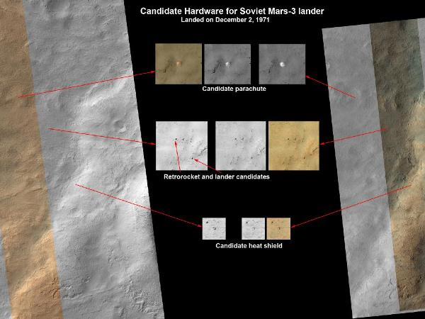 Sonda Mars3