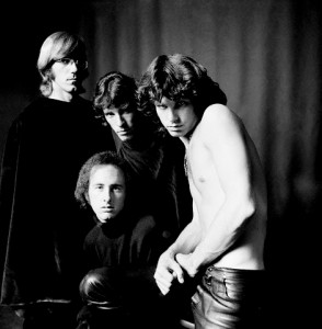 The Doors en New York en 1967.