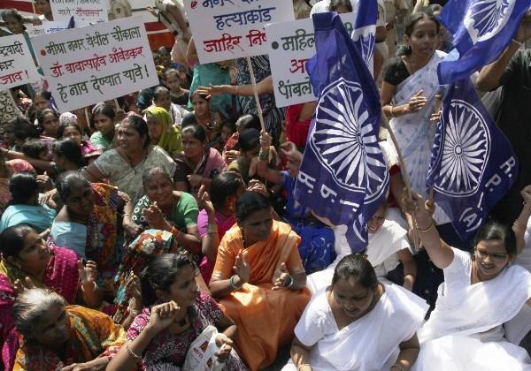 Violacion India protestas