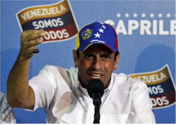 capriles venezuela somos todos