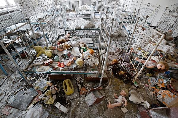 La ciudad fue evacuada al instante, y sus habitantes huyeron solo con lo que pudieron, abandonando muchas de sus pertenecías