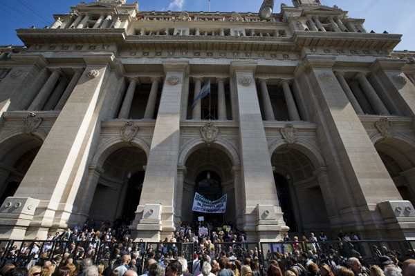 ARGENTINA-REFORMA JUDICIAL