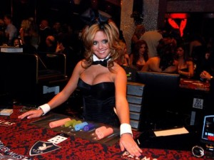 Club Playboy en Las Vegas.