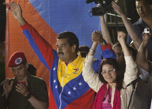 VENEZUELA-ELEC MADURO