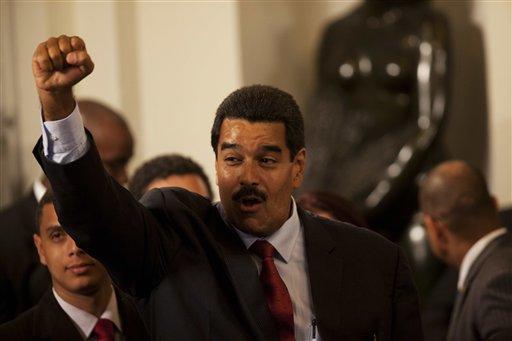 VENEZUELA-ELEC
