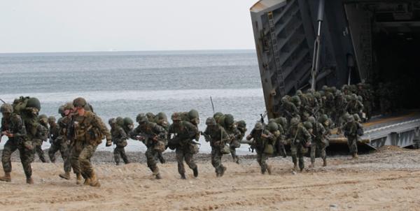 EEUU y Corea del Sur finalizaron hoy tras dos meses su ejercicio militar conjunto Foal Eagle