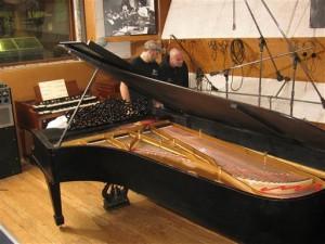 Piano Steinway de 1877