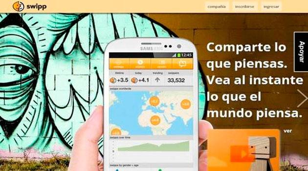 La nueva plataforma de Swipp especializada en cuantificar opiniones en internet a tiempo real