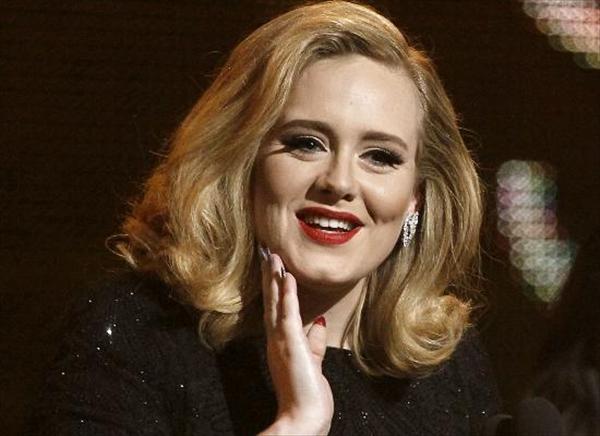 Adele 25 años