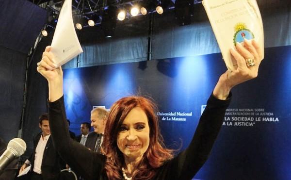 Cristina constitucion