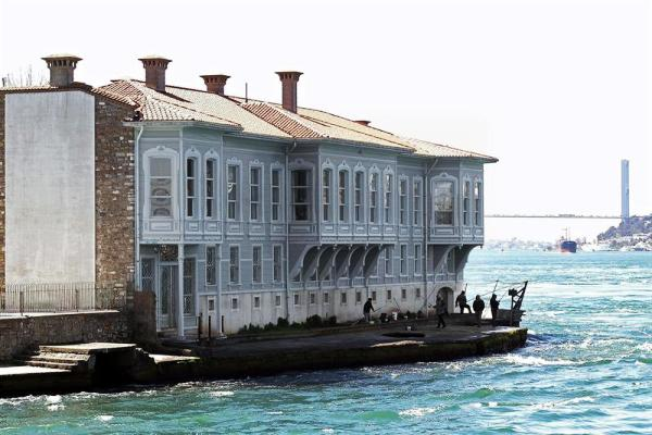 Estambul yalis