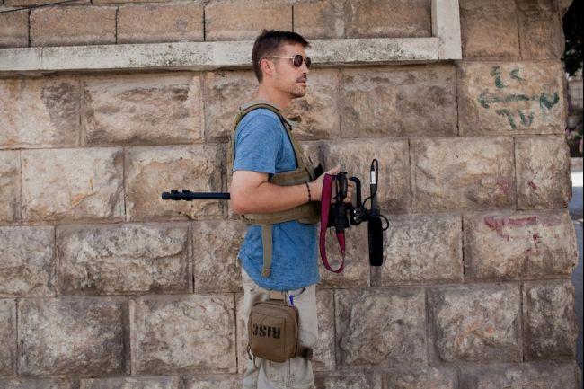 """El periodista estadounidense James Foley """"está retenido"""" en una prisión siria controlada por el régimen de Bachar el Asad, indicó hoy GlobalPost"""