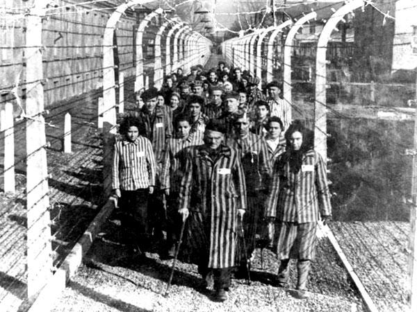 Los judíos fueron liberados en 1945 por el ejercito soviético.