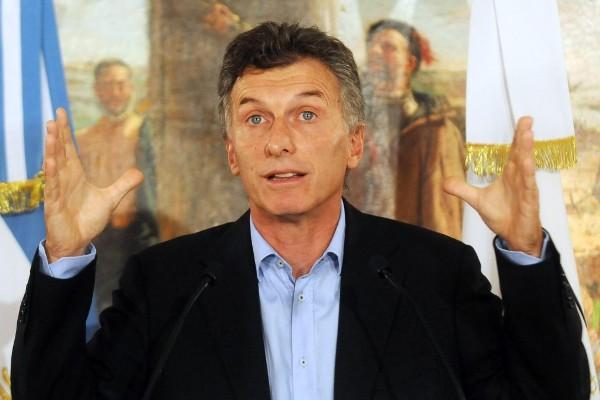 Mauricio Macri. Foto de Archivo: La República.