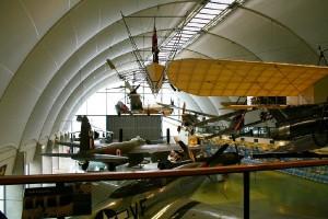 Museo de la Real Fuerza Aérea en Londres.