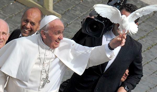 Papa mayo 19