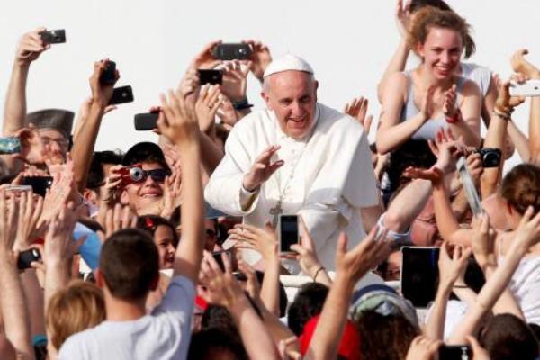 Papa vigilia Pentecostes