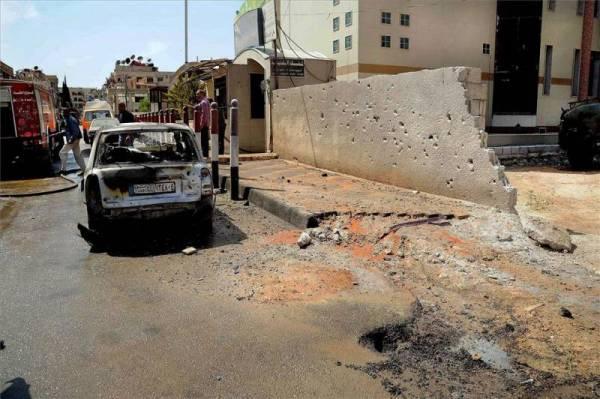 Siria conflicto