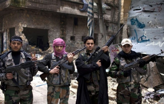Siria oposicion