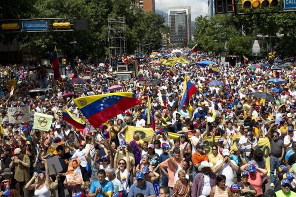 Venezuela 1 de mayo