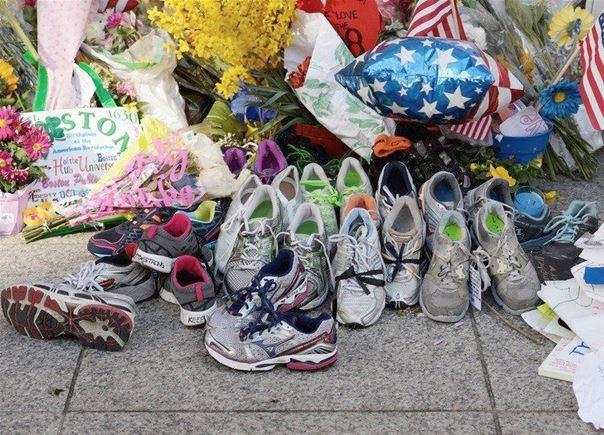 Victimas de Boston