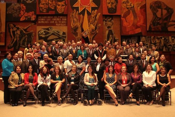 QUITO 7 DE MAYO 2013. Asamblea en el pleno. FOTOS API / JUAN CEVALLOS.