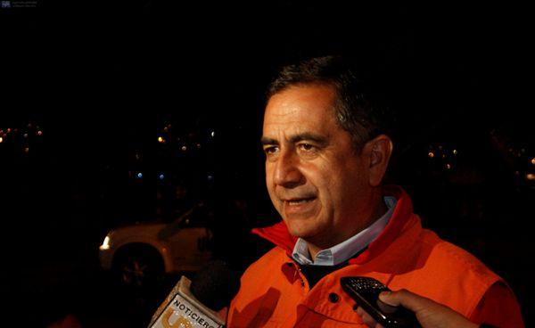 Augusto Barrera, ex alcalde de Quito. Foto de Archivo, La República.