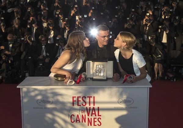 Festival de Cannes. Foto de Archivo, La República.