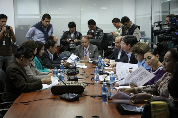 comisión legislativa