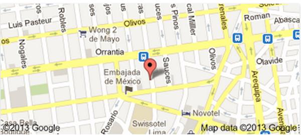 embajada del ecuador en lima