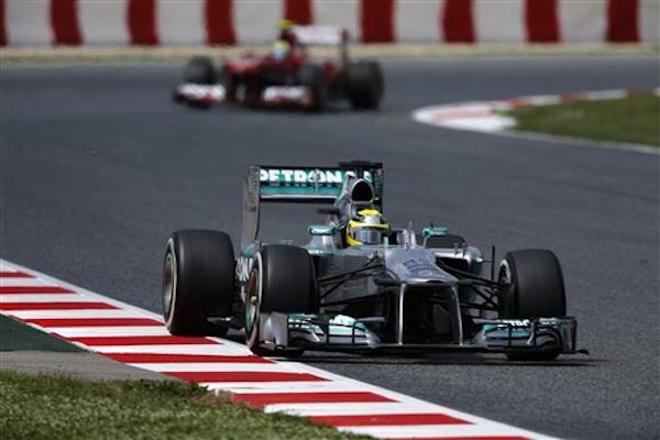 Nico Rosberg , Fernando Alonso