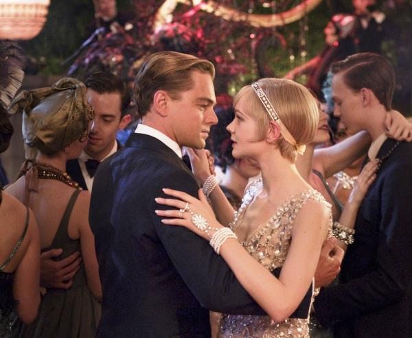 Leonardo DiCaprio y Carey Mulligan