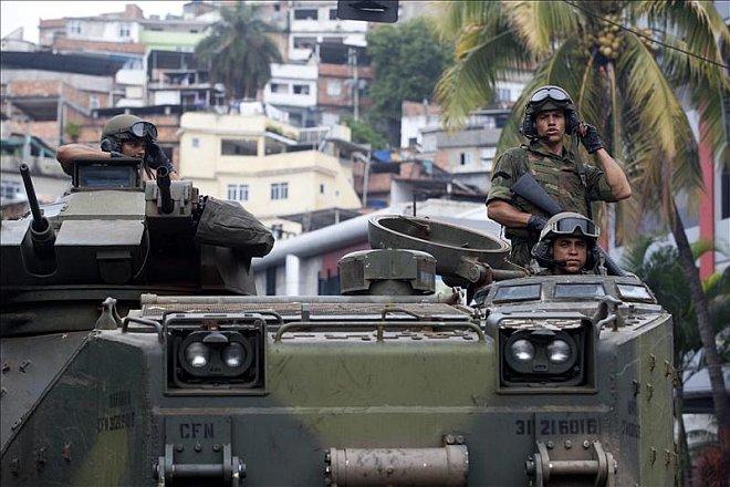 militares de brasil