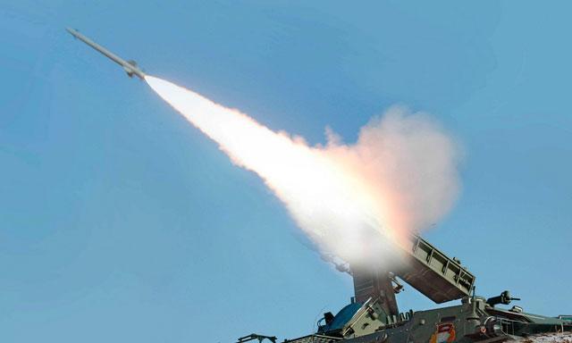 misiles de Corea_