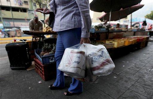 Escasez en Venezuela. Foto de Archivo, La República.