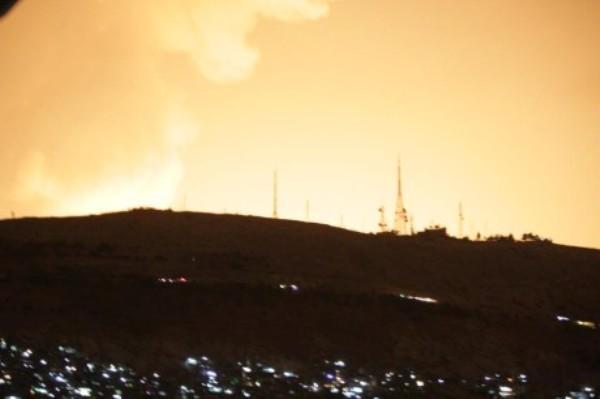 siria bombardeo foto 2