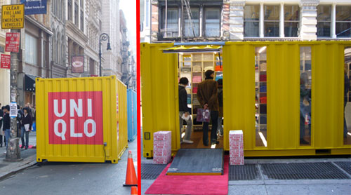 Tiendas Pop Up, la nueva tendencia
