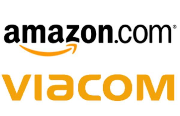 Amazon viacom