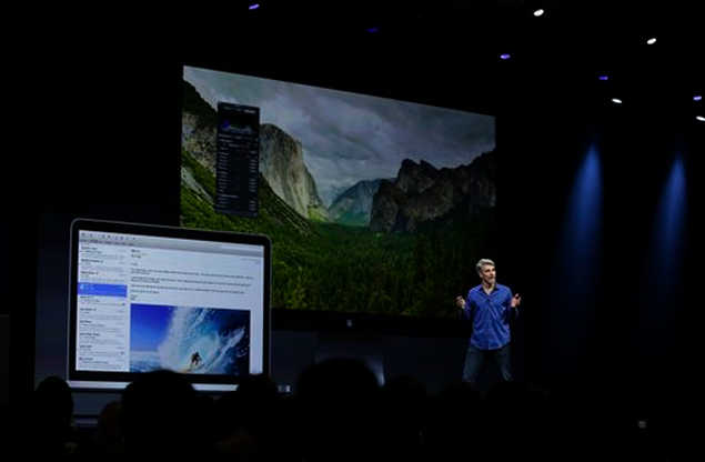 Apple conferencia