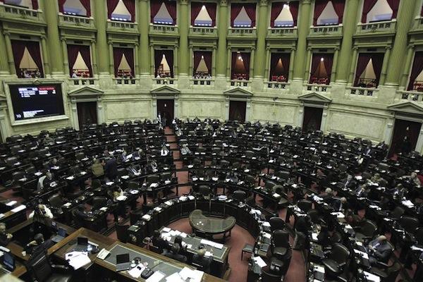 Congreso de Argentina.